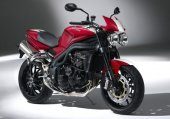 2010 Triumph Speed Triple SE